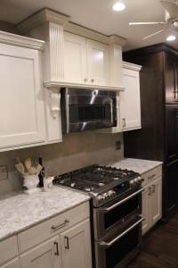 Still Kitchen range wall